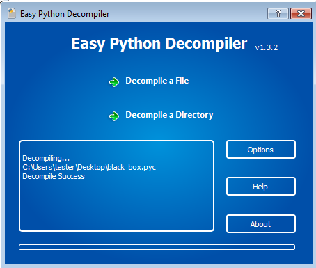 Solving a PyInstaller-compiled crackme | hasherezade's 1001